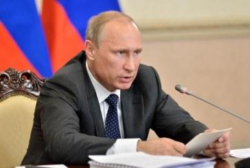 Путин оповести кога слиза от поста президент