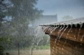 Жълт код за обилни валежи в 6 области