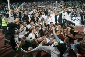 Славия прекърши Левски след дузпи и триумфира с Купата на България