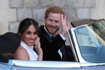 Принц Хари подари на Меган пръстен от своята майка