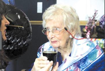 Чаша бира на ден: тайната на дълголетието според 100-г.  британка