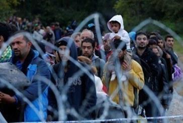 Акция! Арестуваха десетки мигранти