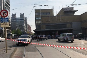 Ето какво се случи на гарата в Брюксел