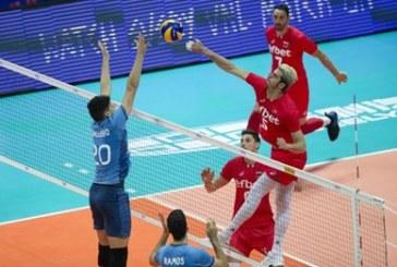 Силна България пречупи Аржентина във Волейболната лига на нациите