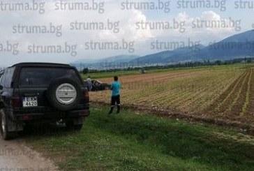 Тежка катастрофа!  Микробус помля три жени на пътя Гърмен – Дебрен, удари челно БМВ