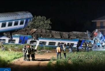 Адски инцидент тази нощ! 2-ма загинали и 20 ранени в жп катастрофа