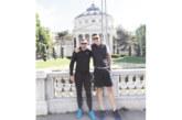 Неврокопчанин асистира за гол в Румъния с подкрепата на съгражданин  от трибуните