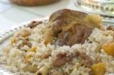 Печено агнешко с ориз
