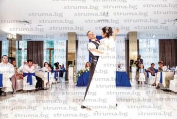 """Играещият шеф на """"Медиус волей"""" се ожени в древна базилика в Сандански, планира меден месец в Гърция"""