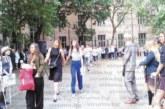 Поколения възпитаници на Бившата Солунска гимназия си дадоха среща в двора на любимото училище за изпращането на випуск 2018