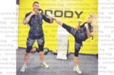 "Фитнес №1 в Благоевград ""Golden Gym"" с две звездни попълнения"
