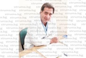 Началникът на реанимация в МБАЛ – Благоевград д-р Л. Димитров: В отделението има деветима лекари, но ни липсва апаратура, медицинската техника ни е отпреди 20 години