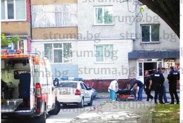 Подробности за трагичен инцидент! Бивша медицинска сестра в детска градина е загиналата след полет от 8-ия етаж благоевградчанка