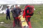Драма край езеро Окото! Благоевградчанка чупи глезен на две места, вижте какво направиха планинските спасители