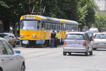 Страшен екшън в центъра на София