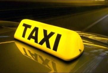 Ярост! Жена преби шофьор на такси