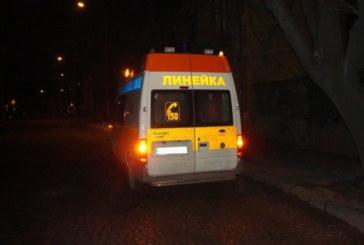 Катастрофа на пътя София-Самоков, транспортират трима ранени в болница