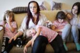Норвежка с 6 деца избяга в България, за да ги спаси от социалните