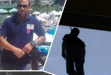 Трагедия! 30-годишен мъж се обеси, за да не влезе в затвора, оставя три деца и съпруга