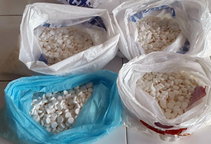Прокуратурата погна двамата холандци, арестувани с 16 тона прекурсори за амфетамини у нас