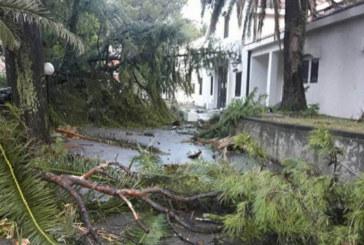 Ураганна буря удари Балканите