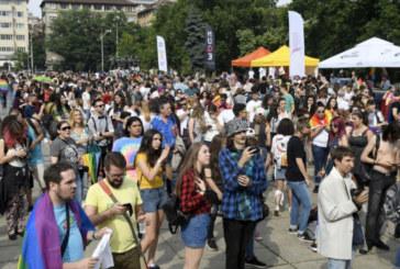 Страшен екшън заради гей парада