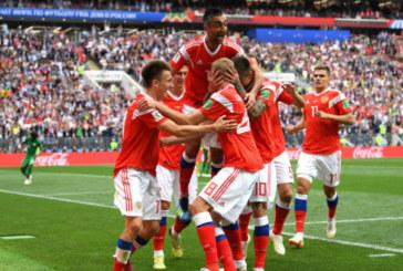 Убедителна победа за Русия в първия мач от шампионата на планетата