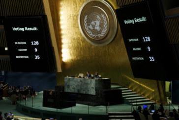 Москва се кандидатира за членство в Съвета на ООН