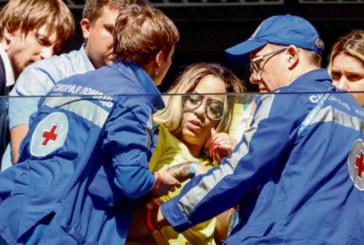 Сестрата на Неймар колабира на Световното