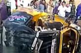 9 души загинаха при инцидент с рикша