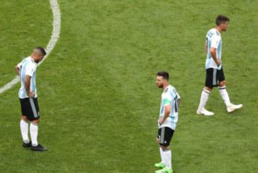 Бразилия се смее на Меси и Аржентина