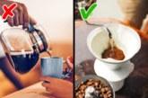 8 трика за приготвяне на здравословно кафе