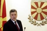 Македонският президент Георге Иванов на посещение у нас