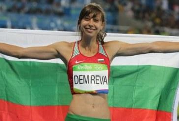 Историческо! Мирела Демирева скочи 2 м