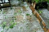 Зверска градушка се изсипа над три благоевградски села