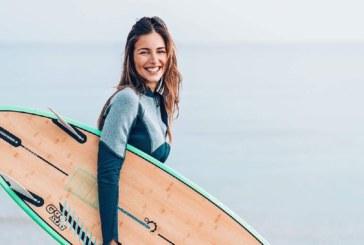 Алекс Петканова подкара сърф