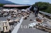 Български тираджия ранен в катастрофа в Гърция /СНИМКИ/