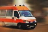 Мъж ранен в огнения ад в село Струма