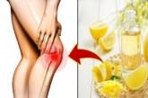 Кора от лимон помага за болки в ставите