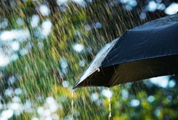 Жълт код за дъжд и силен вятър в почти цялата страна
