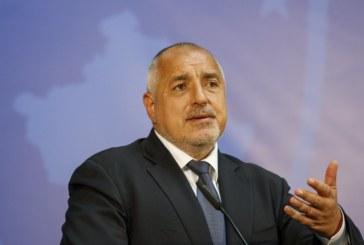 Борисов: Поздравявам Заев и Ципрас за храбрата крачка