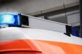 Трудов инцидент! Мъж падна от покрив на църква, откараха го в болница