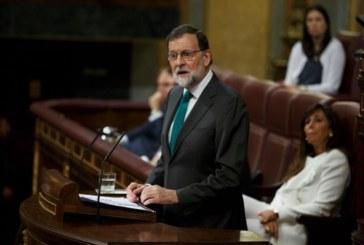 Свалиха от власт испанския премиер Мариано Рахой