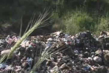 Незаконно сметище изникна край Брежани, хората притеснени от зарази