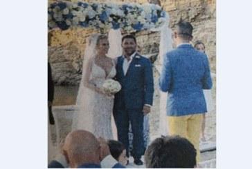 Антония Петрова се омъжи в рокля за 20 бона