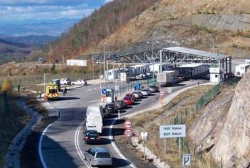 Засилен трафик през българо-гръцката граница