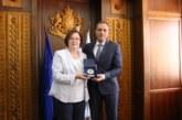 Кметът на Банско – домакин на среща с община Троян