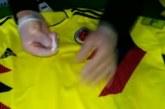 Спипаха кокаин във футболни фланелки