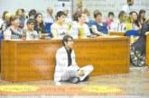 """С """"Обичам те"""" на развален български френската звезда Винсент Винел, сирак от сиропиталище в Югозапада, просълзи благоевградчани"""
