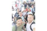 """Ексфутболисти на """"Пирин"""" и """"Беласица"""" изведоха БГ емигранти в Лондон до бронзова купа от най-голямото състезание за нашенци в чужбина"""